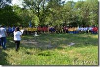 У Лисичанську відбулись обласні змагання серед працівників освіти